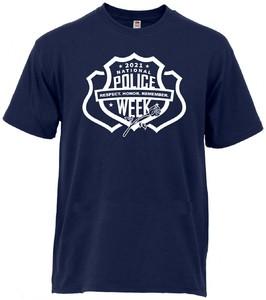 2021 Police Week Shirt